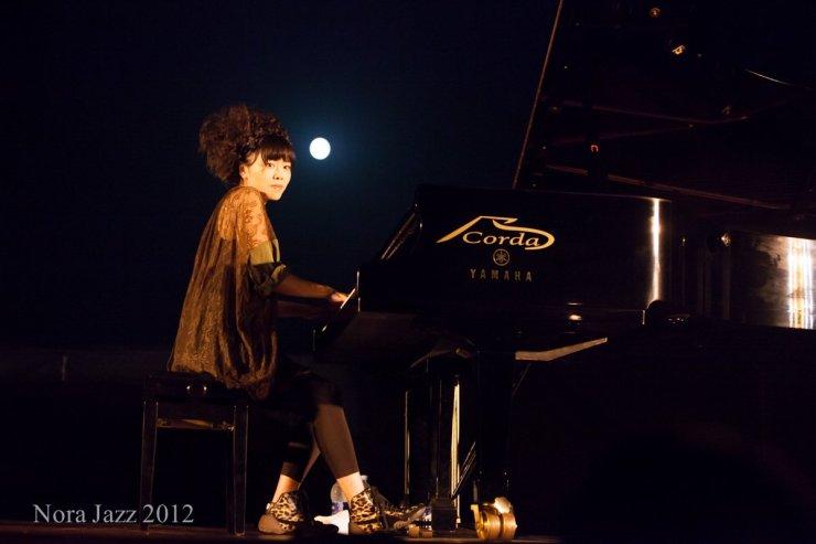 Hiromi - Nora Jazz Festival 2012