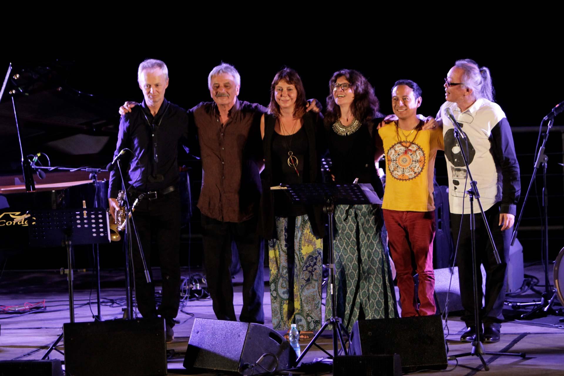 Rita Marcotulli, Nguyen Le, Maria Pia De Vito - Nora Jazz Festival 2017
