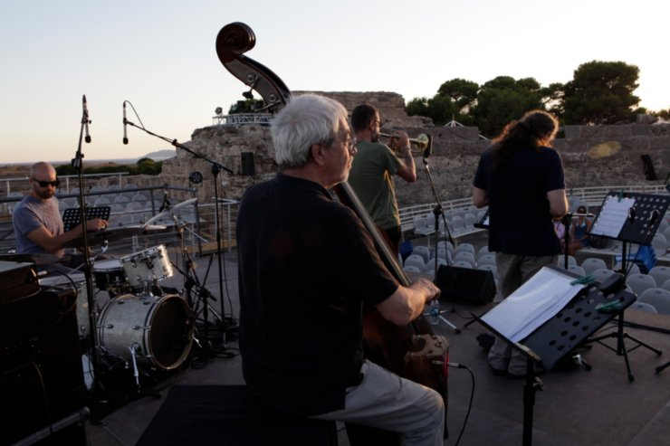 Peppe Servillo & Furio di Castri - Nora Jazz Festival 2016