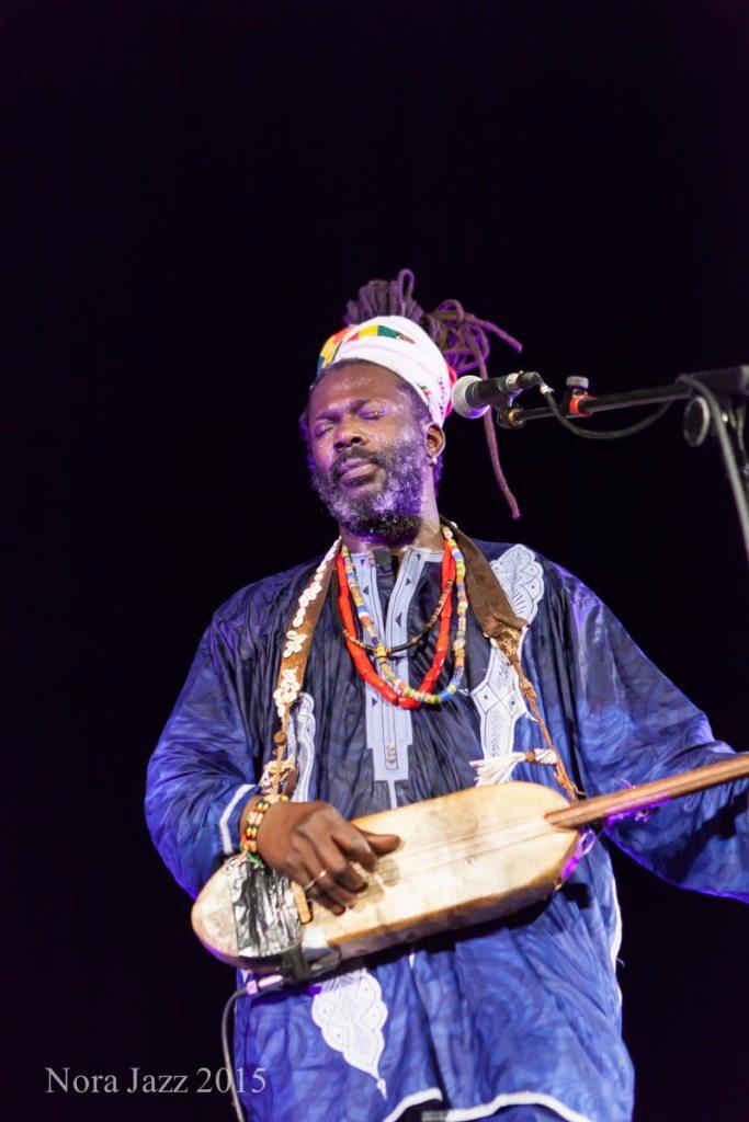 Baba Sissoko - Nora Jazz Festival 2015