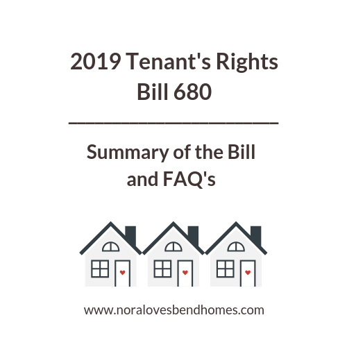 Oregon Tenant Rights – HB 680 will soon become law
