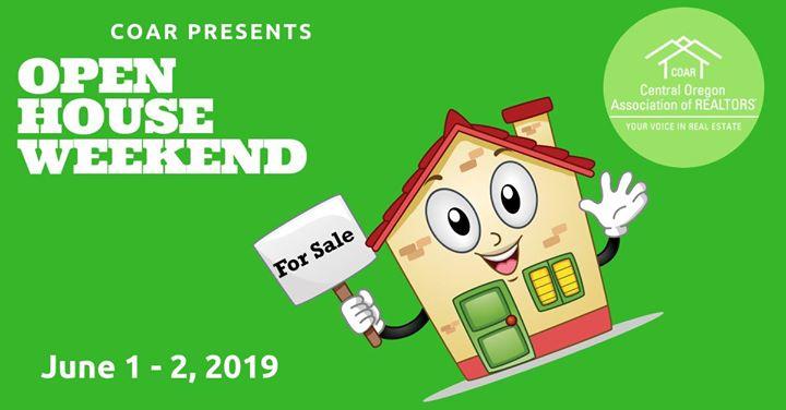 Open House Weekend – June 1-2