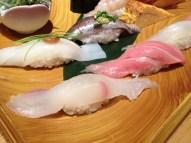 Assortment o' sushi (Midori Sushi)