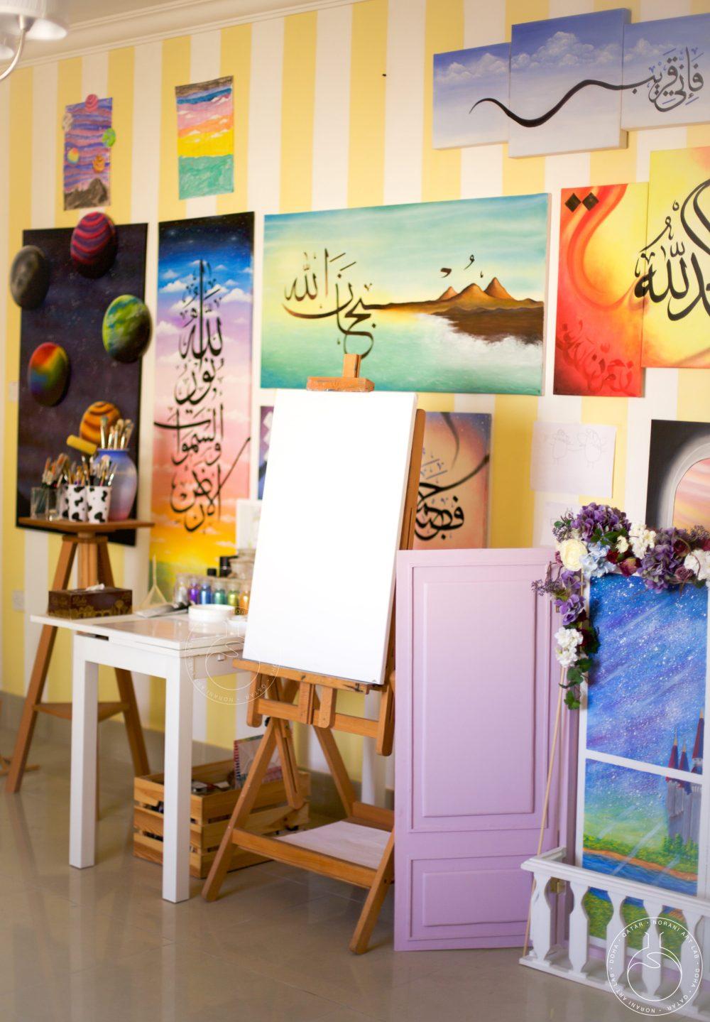 Studio Paintings 1