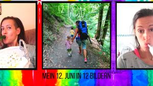 12 von 12: Mein 12 Juni in 12 Bildern