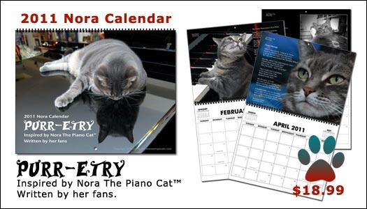 Nora 2011 Calendar
