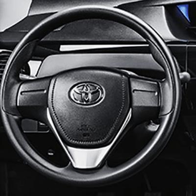 Dirección asistida EPS   Más facilidad y seguridad en maniobras de conducción y al estacionar el vehículo, con mejor economía de combustible.