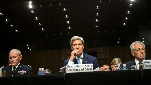John Kerry in Syria Hearings