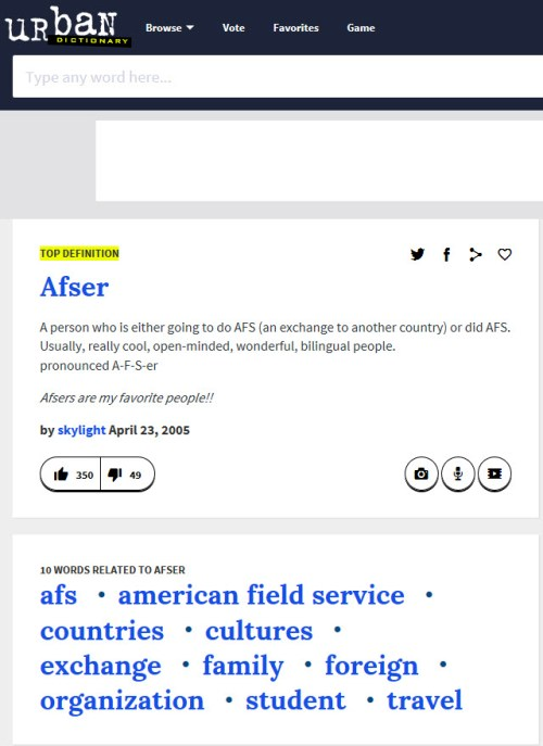 AFSer