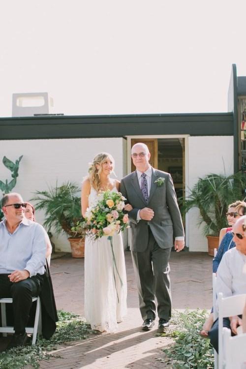 Wedding - Walking Down the Aisle