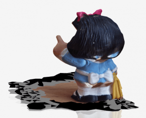Mafalda - Autodesk 123D Catch