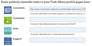 Trustcloud - task sharing