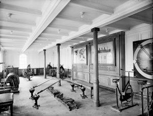 Titanic Gym
