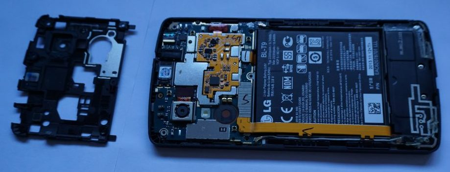 Nexus 5 cover out