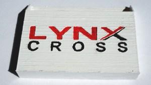 Caja LynxCross pintada
