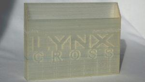 Caja LynxCross sin pintar