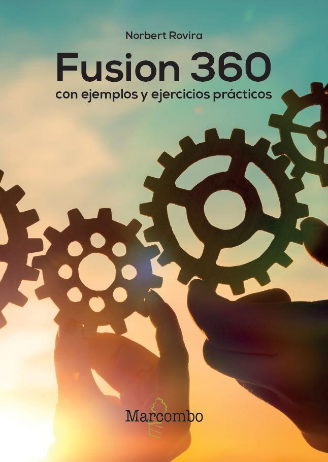 Portada libro Fusion 360