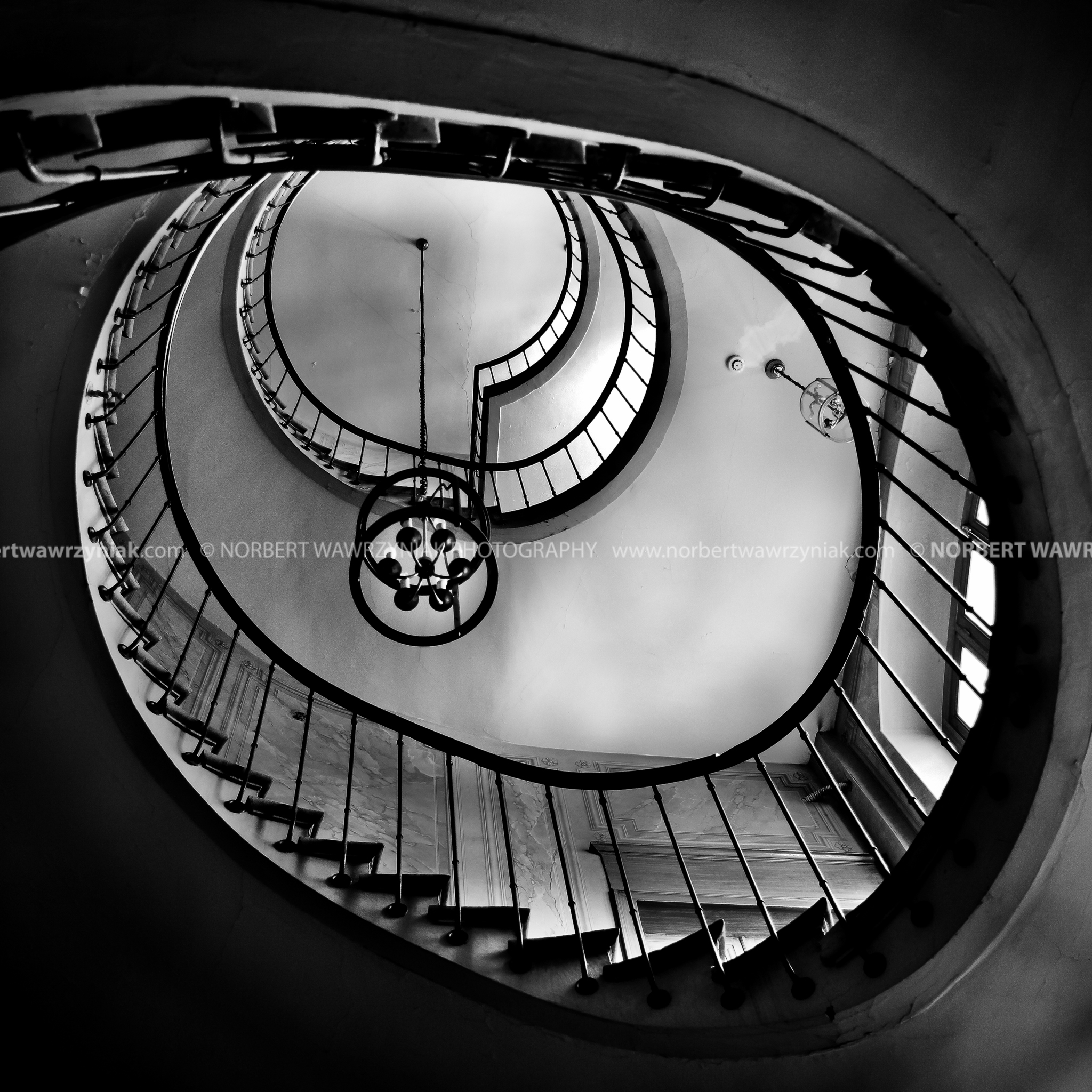 Stairs I – France, Paris