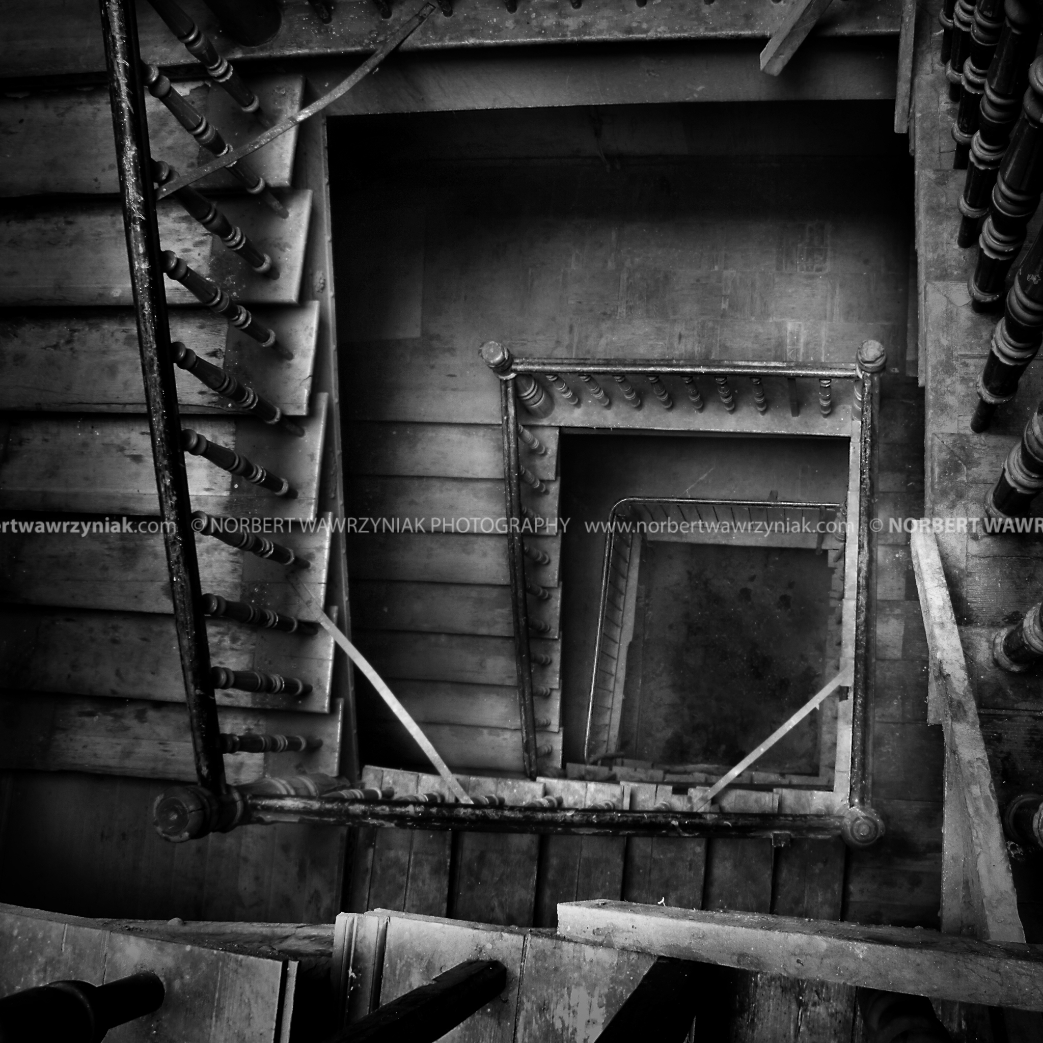 Stairs VIII – Poland, Wroclaw