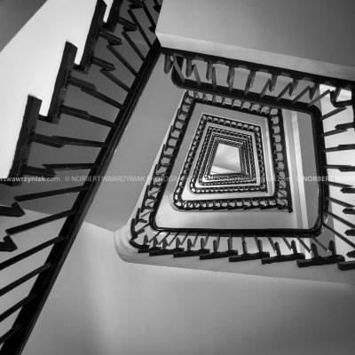 Stairs XVIII - Deutschland, Hamburg - Chilehaus