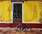 """""""On the Streets of Cuba"""" by Leslie Wentworth"""