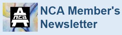 NCA Member's Newsletter