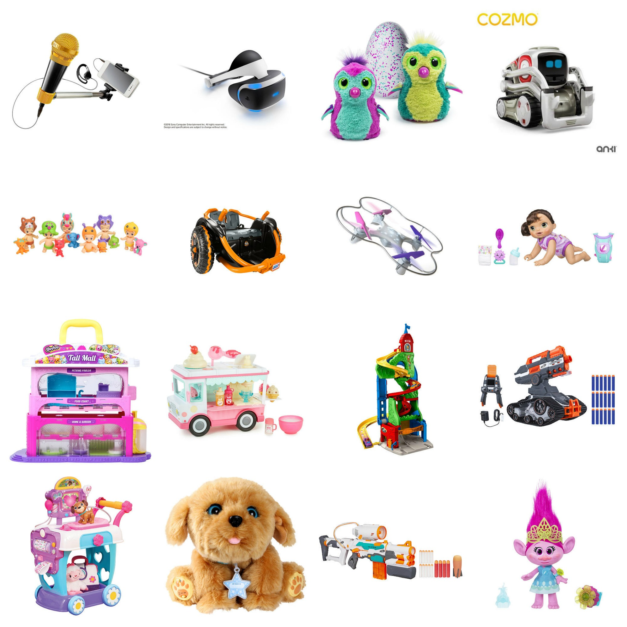 Toys R Us Holiday Hot Toy List