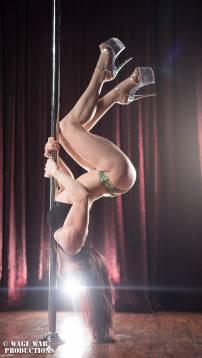 Dakota Fox Pole Trick
