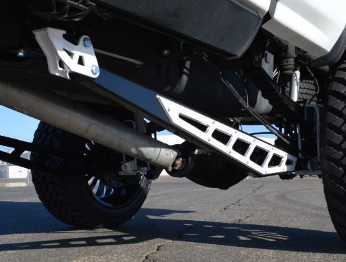 Mcgaughys Billet Face Plates For Traction Bars Gloss