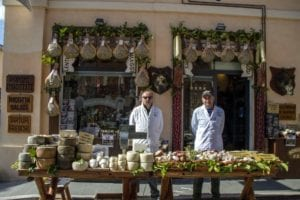 Contatti del negozio Norcineria Felici a Norcia