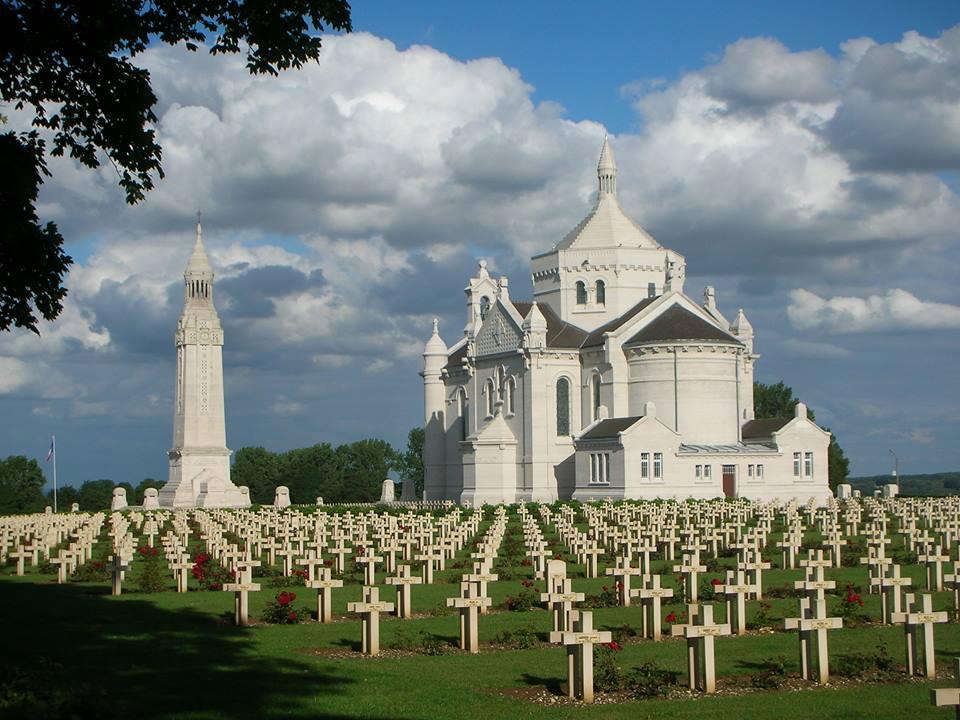 Ncropole Et Basilique Notre Dame De Lorette Ablain
