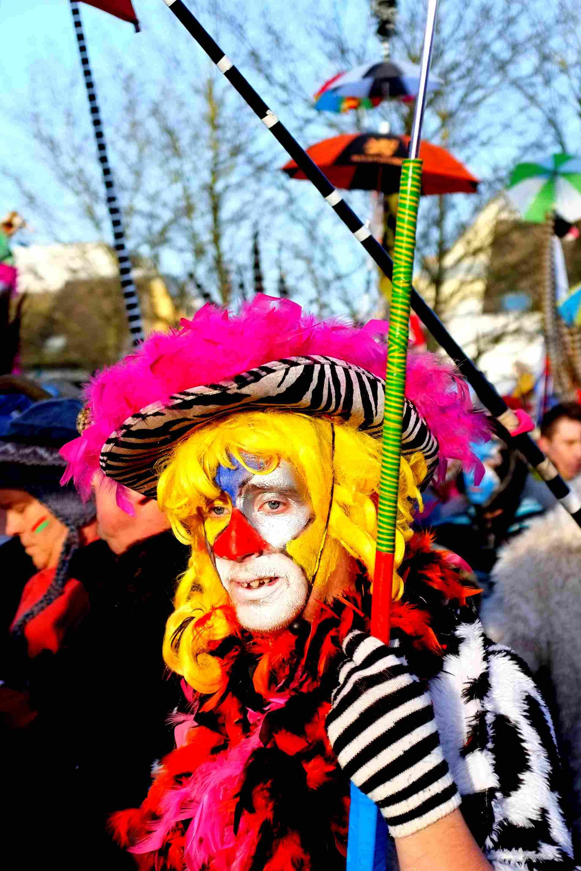Trouvez votre Clet'che de carnaval