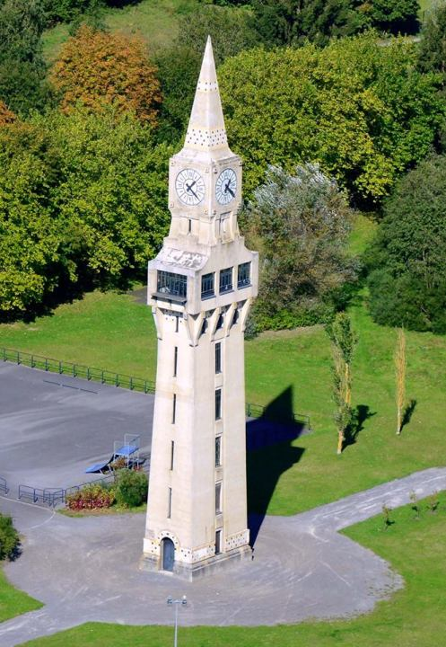 La tour Florentine d'Aulnoye Aymeries