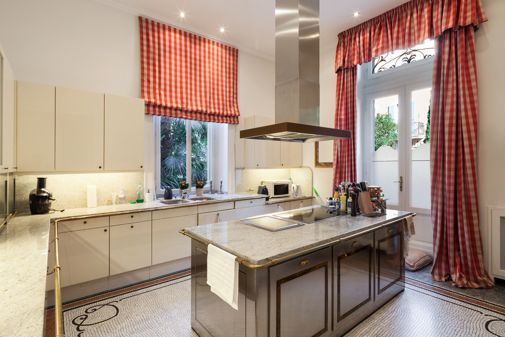 20 kitchen curtain ideas that are