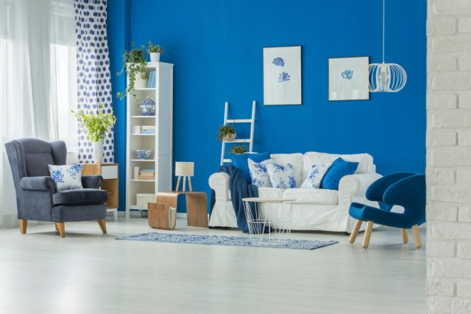 20 Blue Living Room Ideas That Will Delight You