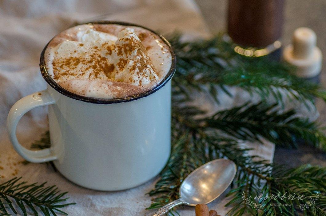 lebkuchen likör gingerbread liquer rezept nordbrise