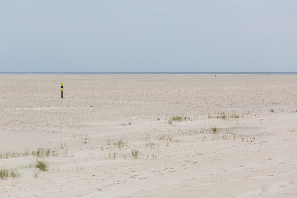 Impressionen der Nordsee in St. Peter Ording am Strand | Fotografie by nordbrise.net | weißer Sandstrand