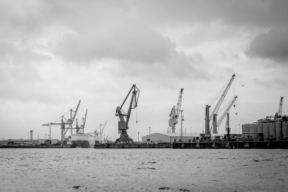 Eindrücke der Hansestadt Hamburg