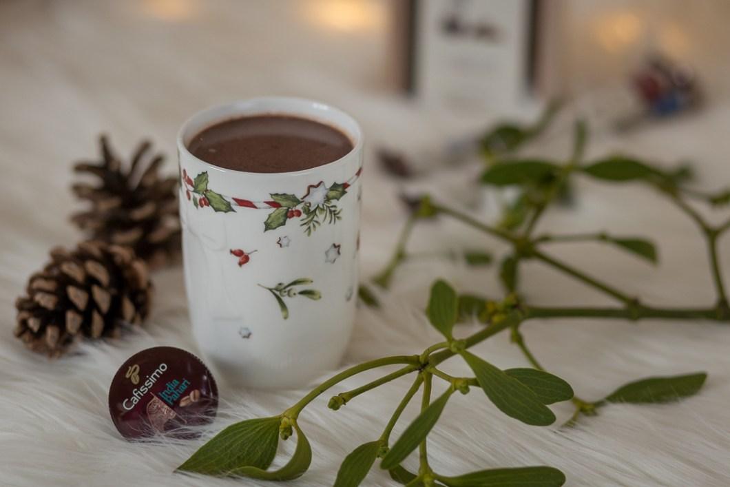 Lebkuchen Latte Macchiato
