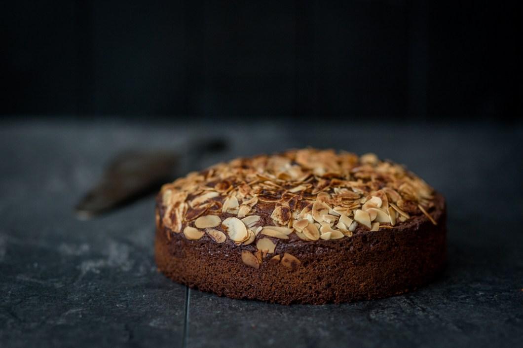 Laktosefreies und fructosearmes Rezept für leckere Mandeltarta | Mandelkuchen aus der Backstube von nordbrise.net Foodblog & Foodfotografie | Lactosefree Recipe for Almond Cake by nordbrise.net