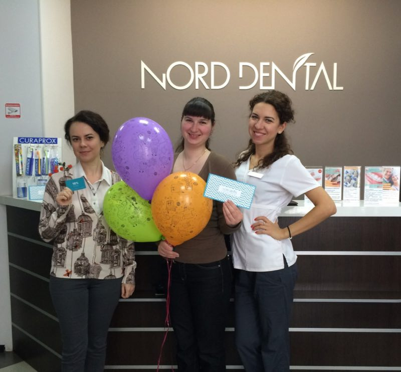 5000-ный пациент в клинике Nord Dental на проспекте Луначарского – Александра Ивановна Декунова