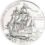 Bermuda-Palladium-Muenze-1-Oz