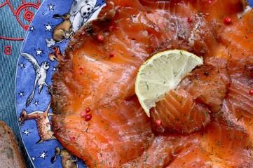 il-salmone-gravlaks