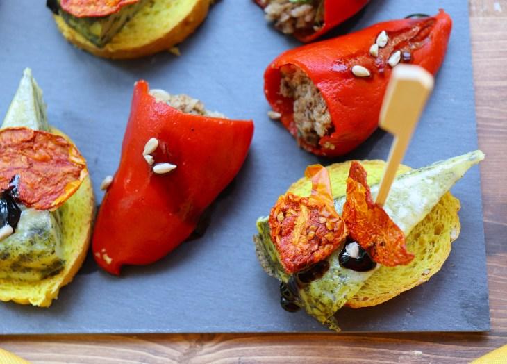 ricetta-tapas-peperoni-ripieni-e-tortilla