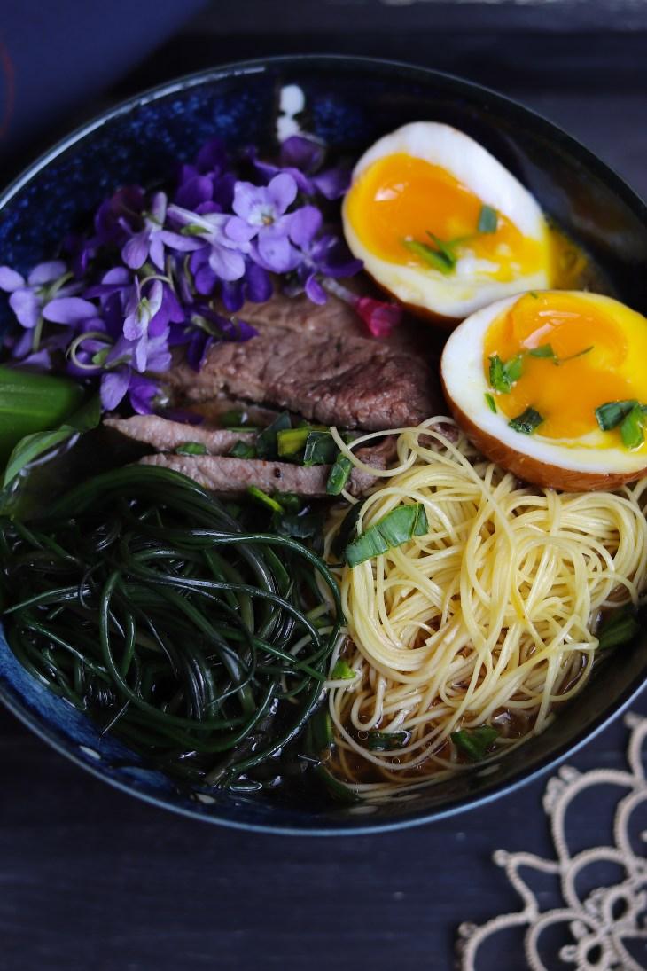 ricetta uova giapponesi ramen
