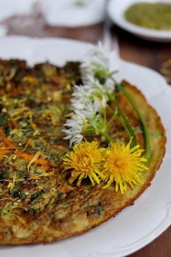 ricetta-frittata-al-pesto-di-pistacchio