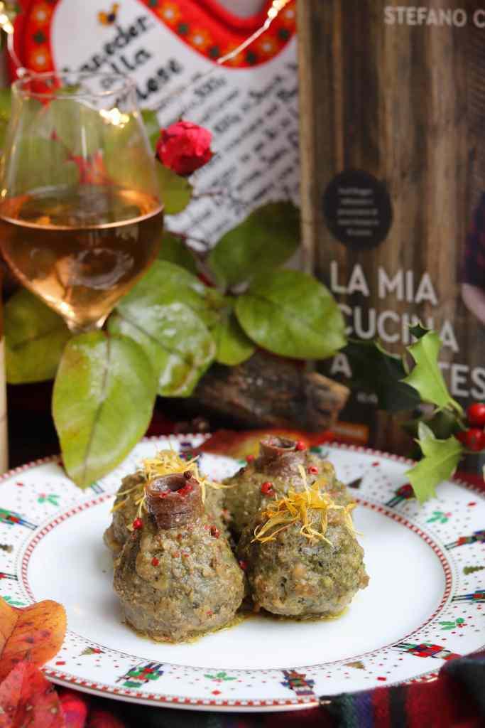 knodel agli spinaci ricetta