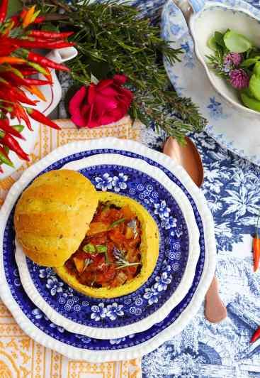 ricetta gulash vegetariano