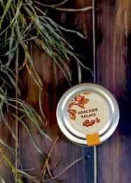 ricetta tramezzini con san Daniele e crema di arachidi