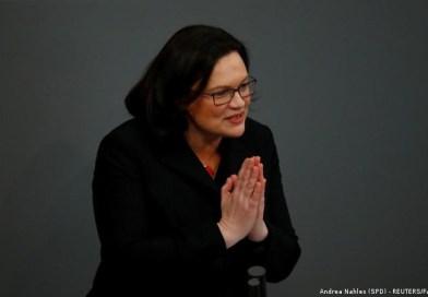 SPD verordnet sich neue Chefin und Erneuerungsprozess